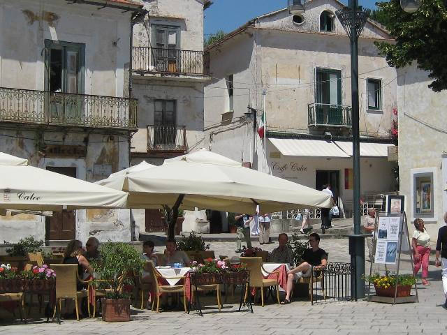 Amalfi Piazza