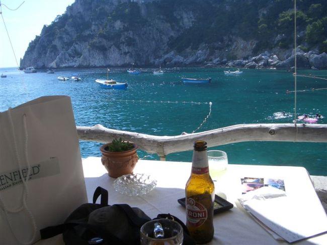 Capri - Marina Piccola