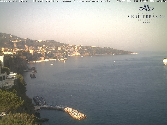 Sorrento webcam