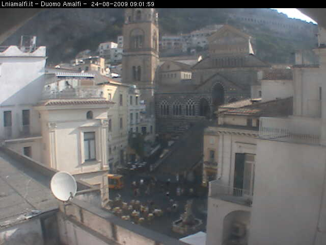 Positano webcam