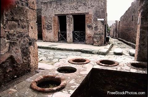 Pompeii Shop