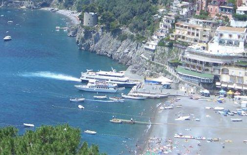 Positano Ferry