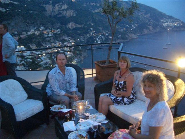 Positano Drinks