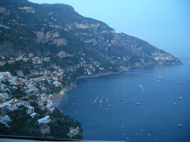 Positano views