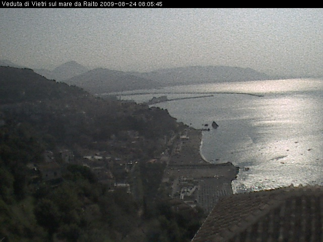 Vietri Sul Mare webcam